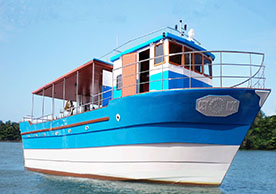 55 FEET LONG-LINE FISHING TRAWLER