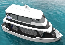New Design for Whale Watching Boat